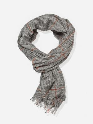 COTTAGE CASHMERE SCARF