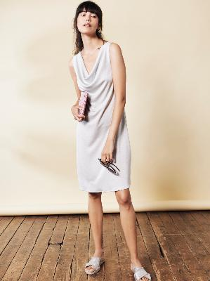 LISA SHORT DRESS LUREX®