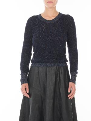 VENICE MERINO AND LUREX® SWEATER