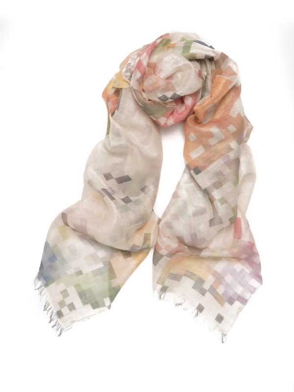 CANDY LINEN SCARF