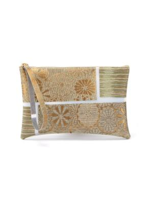 SIENA CLUTCH WITH WRIST STRAP