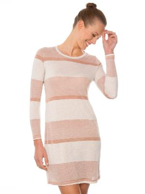 BELEM LONG-SLEEVES DRESS